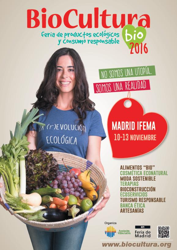 Casa Amella a #BioCulturaMadrid