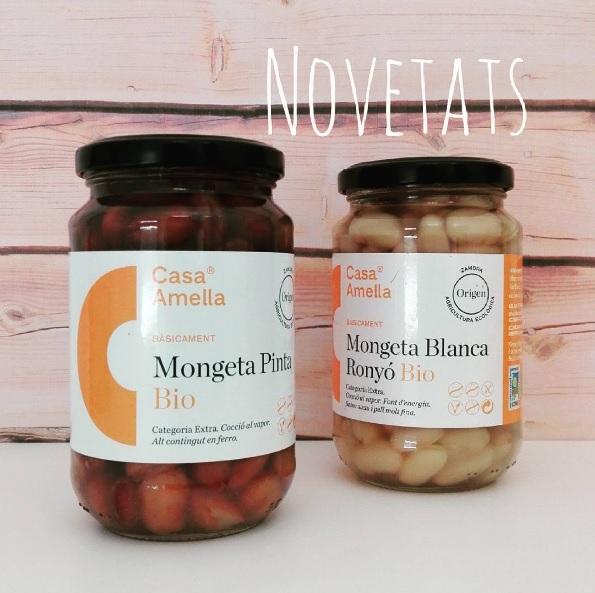 Nuevos productos, Nuevas legumbres!