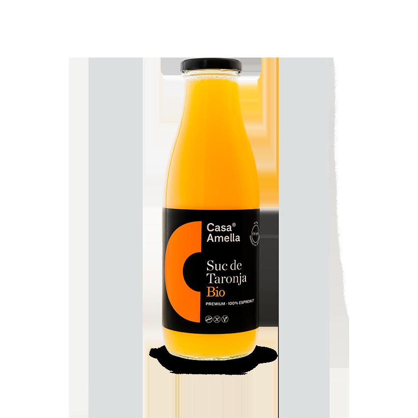 La setmana passada vam elaborar el Suc de Taronja Bio