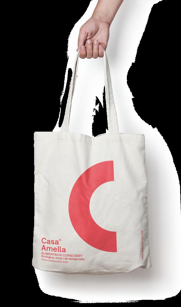 Te regalamos... la bolsa de algodón sostenible!