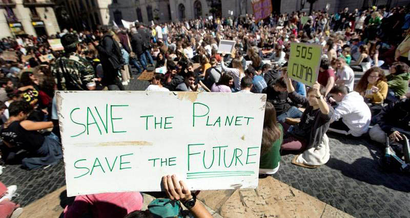 Nous desafiaments per frenar el canvi climàtic